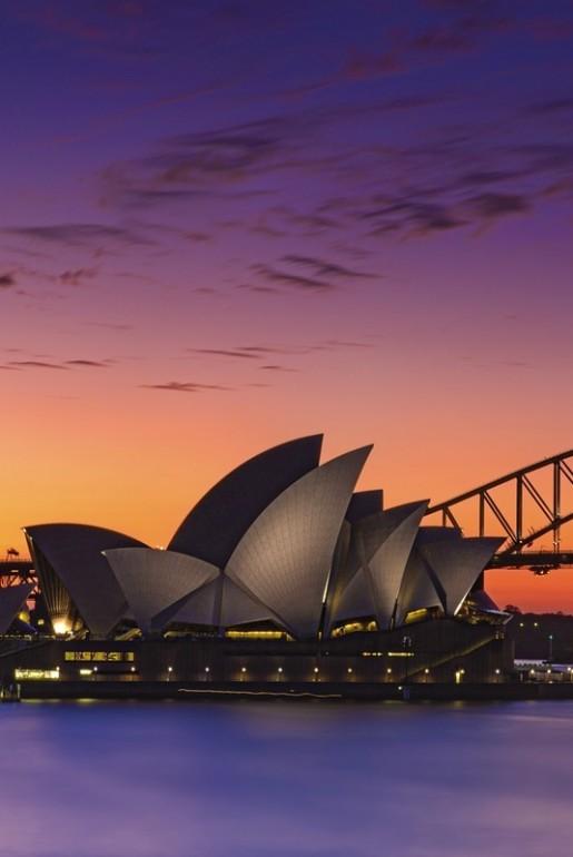 Guide Un viaje a Sidney cover